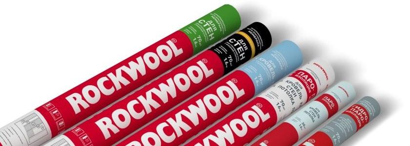 ROCKWOOL расширяет ассортимент: компания выпустила новый продукт - гидро-пароизоляцию