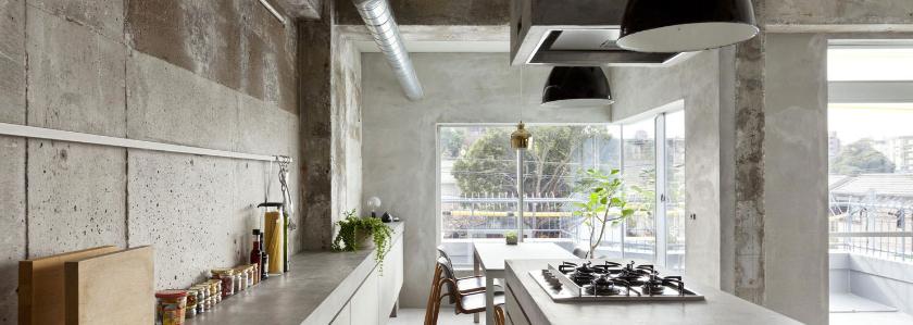Интерьеры из бетона заливка бетона тер