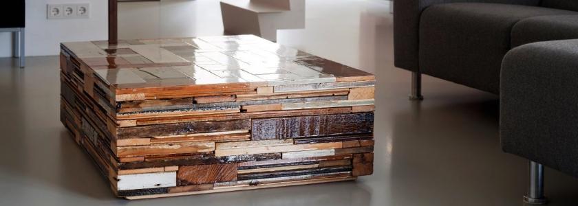 Что можно сделать из отходов: мебель, полки и многое другое