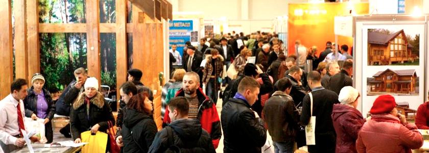 10 марта открывается выставка загородных домов и материалов для строительства Holzhaus