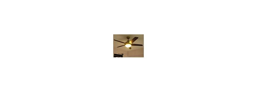 Потолочные вентиляторы на дачу