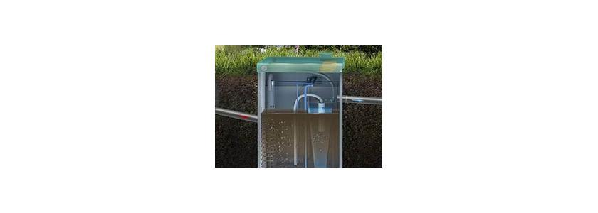 Принцип работы систем автономной канализации