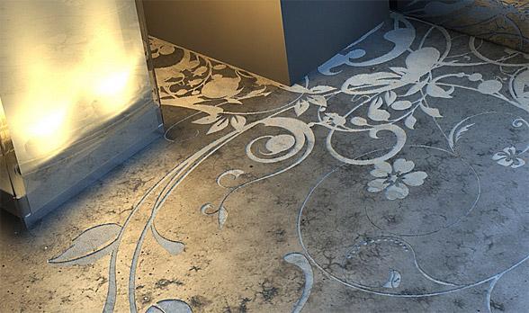 Печатный бетон формы купить леруа мерлен инвестстрой бетон