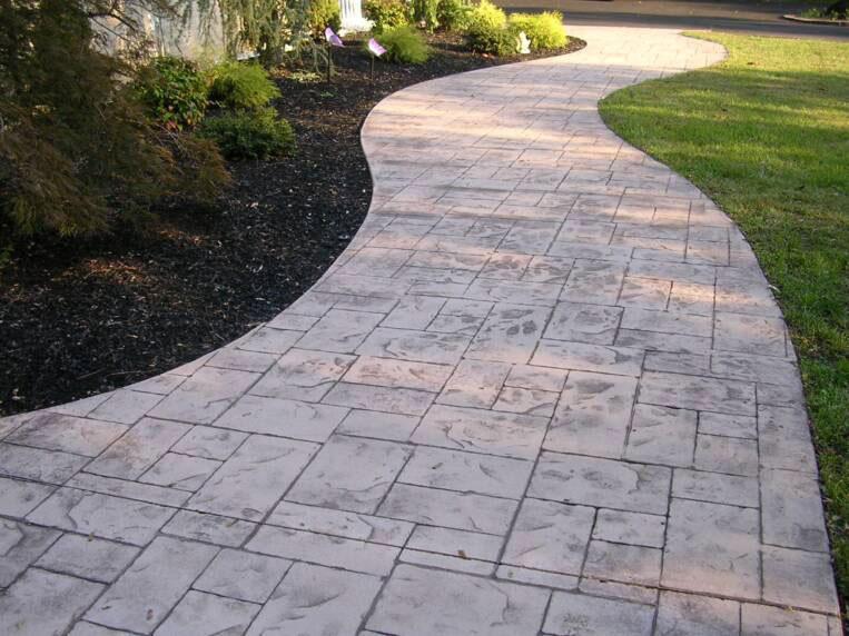 Печатный бетон формы купить леруа мерлен бетон заокск