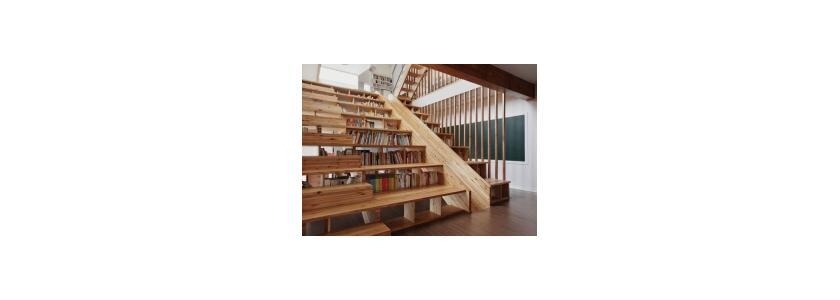 Мультифункциональная лестница из Panorama House