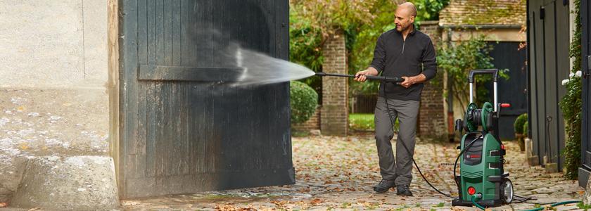 Эффективность, компактность, надёжность: новые мойки высокого давления от Bosch