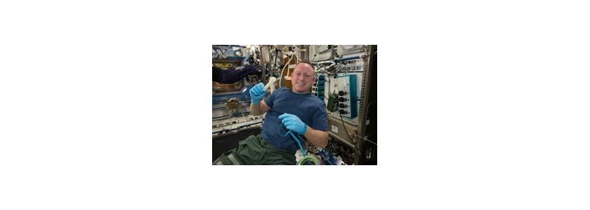 Инструмент из космоса