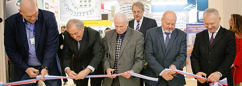 Прошла 9-я Международная выставка инструментов, оборудования, технологий