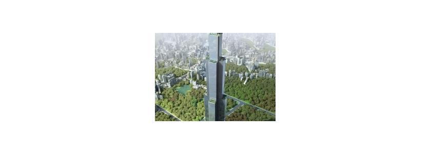 Строительство небоскрёба за 15 дней