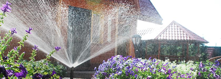 Круговорот воды в доме и на участке