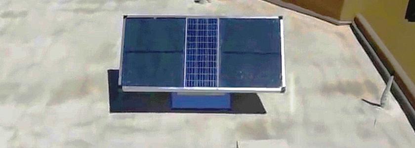 Солнечная электростанция вырабатывает питьевую воду