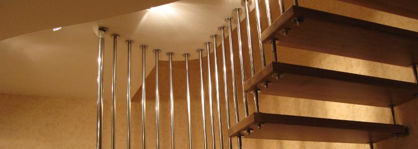 Консольная лестница – теория, практика от пользователя портала