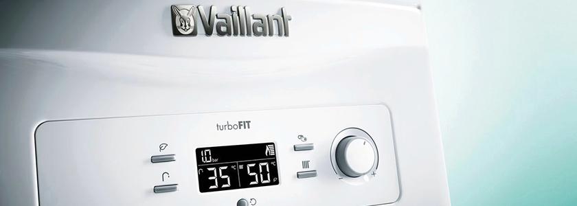 Газовый котел Vaillant turboFIT – европейское качество по разумной цене