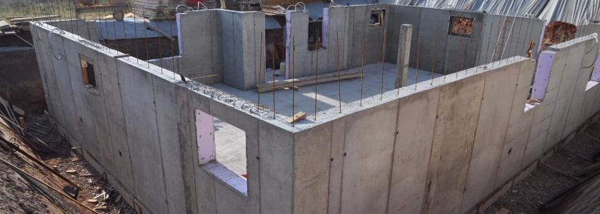 Монолитное строительство частного дома – технологии, особенности, опыт участников FORUMHOUSE