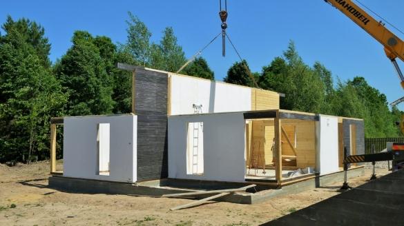 домокомплекты из бетона