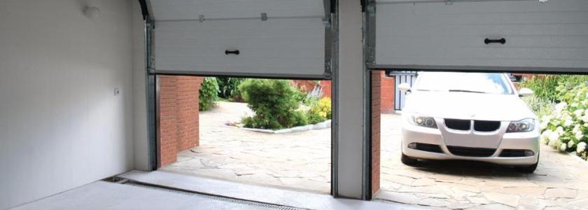 Автоматика для гаражных секционных ворот: как не ошибиться в выборе