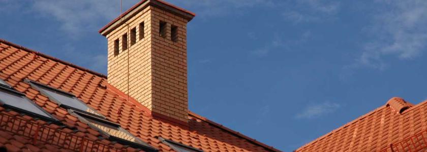 Дымовая труба – взгляд сквозь крышу