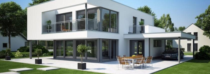 Сколько стоит построить загородный дом: 5 вариантов из разных материалов