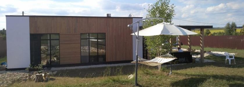 Интересные газобетонные дома участников портала: как строилось и живется