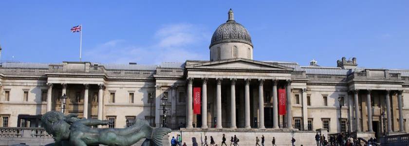 Система Viega Megapress стала идеальным решением для Национальной галереи Лондона.