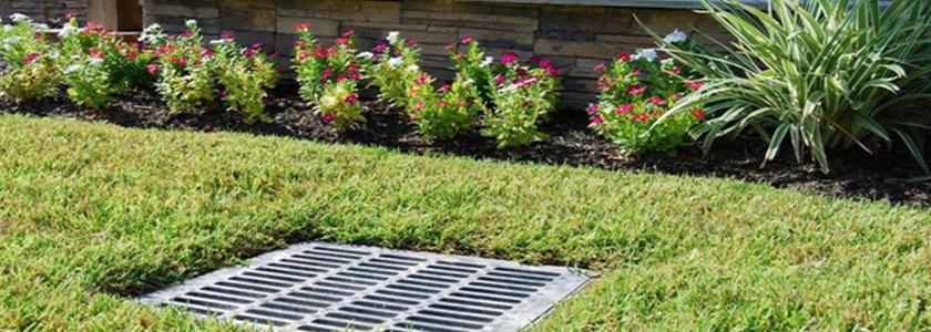 Водоотведение: водосток, ливневая канализация, дренаж