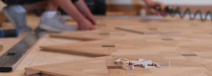 Workcamp Parquet: как работают лучшие плотники мира