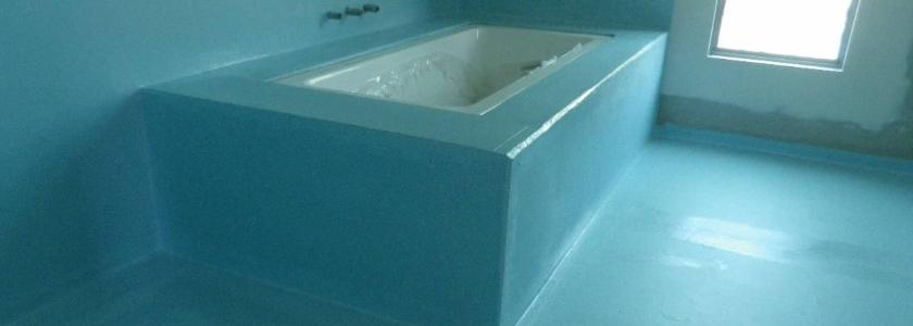 Как сделать гидроизоляцию санузла в частном доме