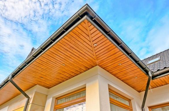 Фото крыша с красивыми софитами и подсветкой