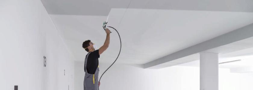 Окраска стен. Как сделать финиш идеальным?