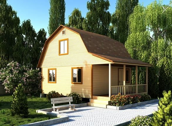 Использование земли населенных пунктов для личного садоводства и строительства