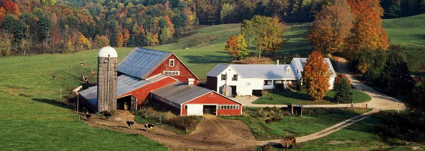 Фермеры смогут строить дом на землях сельхозугодий