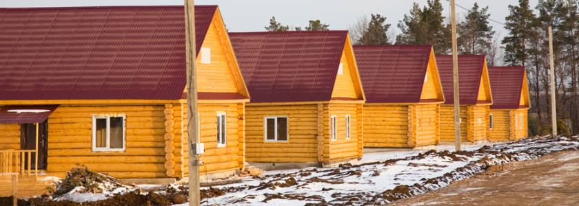 В России появится СП для деревянных домов