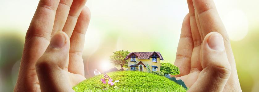 Земля и дом на ней будут одним объектом недвижимости