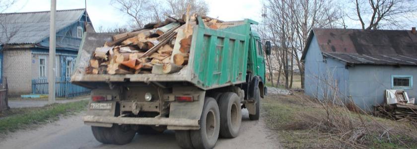 Вывозить строительный мусор можно будет только по электронным талонам?