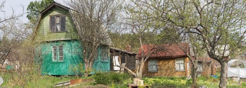 Росреестр разрешит оформлять советские дома без документов