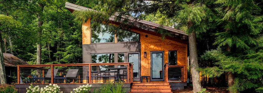 Можно получить налоговый вычет при строительстве дома на садовом участке