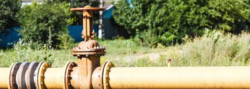 К  газу подключат около 2 млн домохозяйств