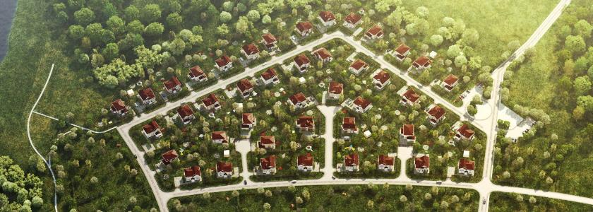 Девелоперы будут строить индивидуальные дома
