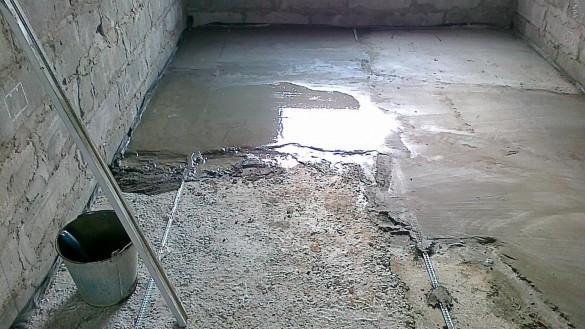 ремонт квартиры в зимнее время