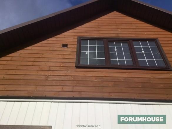 Фото воздухозабор с фасада
