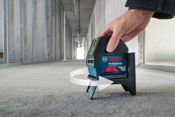 Фото комбинированный лазерный нивелир