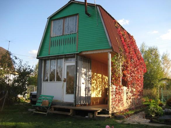 Фото дачный домик