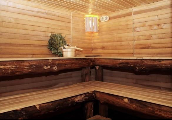 Фото русская баня
