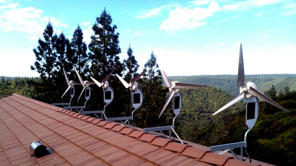 Выбираем оборудование для домашней ветроэлектростанции: контроллеры, инверторы и аккумуляторы