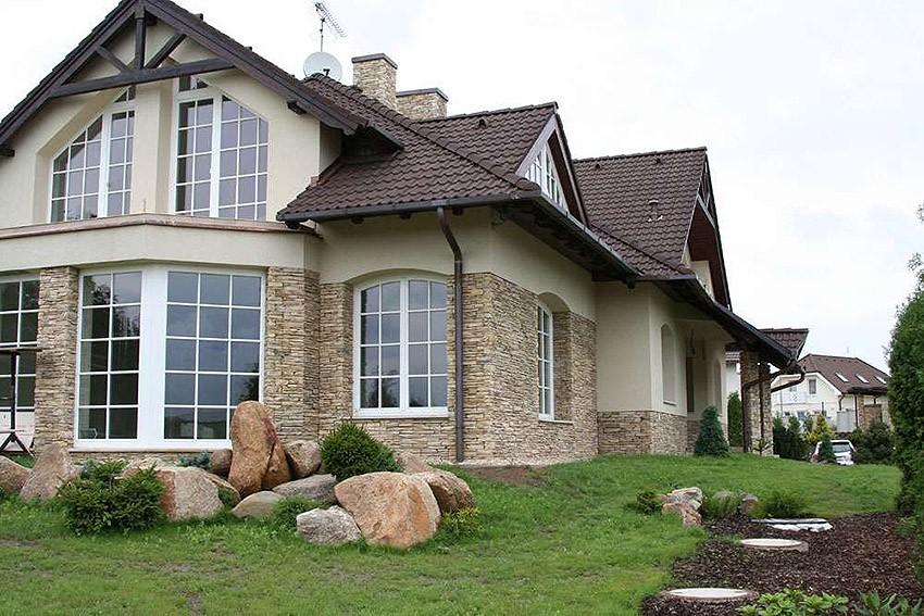 Каменные дома. Советы опытных строителей