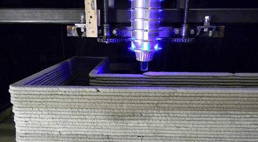Марку идеального бетона для 3D-строительства разрабатывают в России
