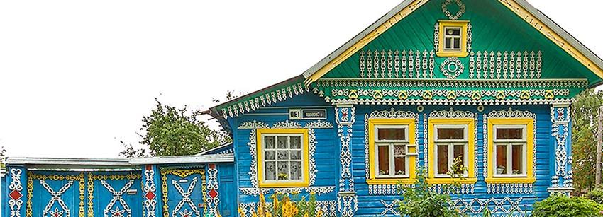 Резной декор – украшаем дома снаружи и изнутри