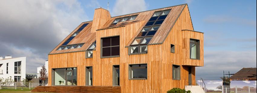Энергоэффективные дома: теория и практика