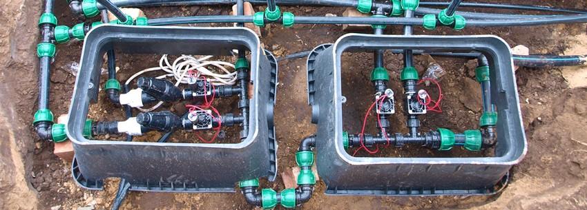 Система автоматического полива своими руками: от составления схемы до монтажа оборудования