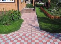 Тротуарная плитка: ошибки